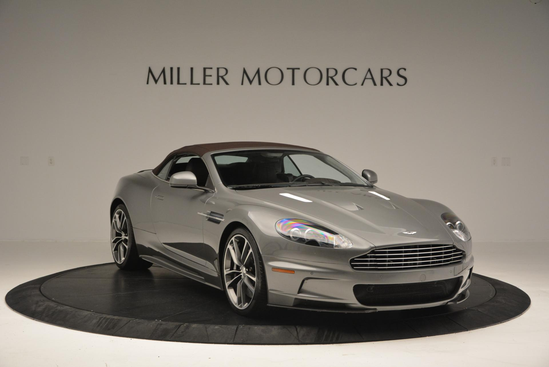 Pre Owned 2010 Aston Martin Dbs Volante For Sale Special Pricing Aston Martin Of Greenwich Stock 7035