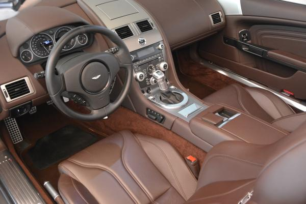 Used 2010 Aston Martin DBS Volante for sale Sold at Aston Martin of Greenwich in Greenwich CT 06830 24