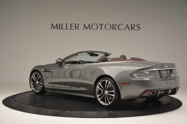 Used 2010 Aston Martin DBS Volante for sale Sold at Aston Martin of Greenwich in Greenwich CT 06830 4