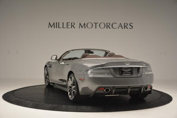 Used 2010 Aston Martin DBS Volante for sale Sold at Aston Martin of Greenwich in Greenwich CT 06830 5