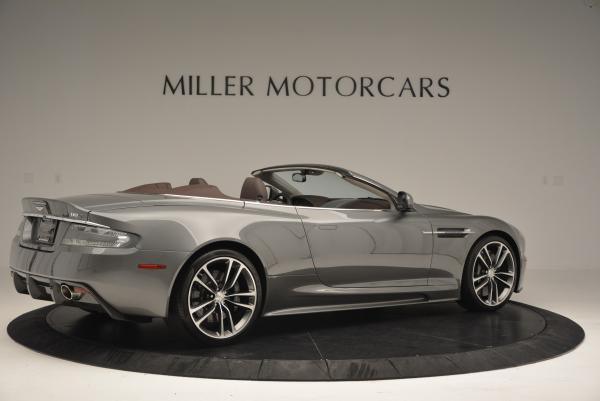 Used 2010 Aston Martin DBS Volante for sale Sold at Aston Martin of Greenwich in Greenwich CT 06830 8