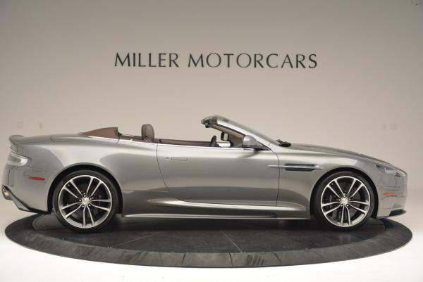 Used 2010 Aston Martin DBS Volante for sale Sold at Aston Martin of Greenwich in Greenwich CT 06830 9