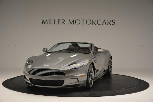 Used 2010 Aston Martin DBS Volante for sale Sold at Aston Martin of Greenwich in Greenwich CT 06830 1