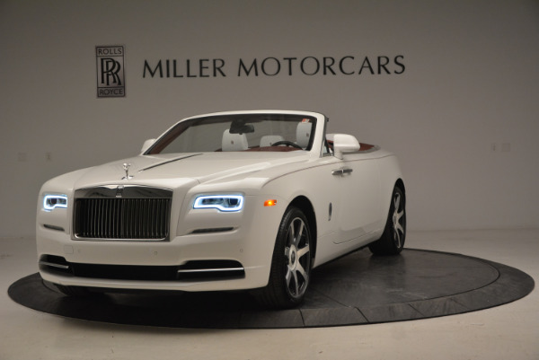 New 2017 Rolls-Royce Dawn for sale Sold at Aston Martin of Greenwich in Greenwich CT 06830 26