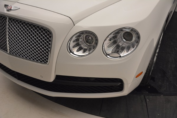 Used 2016 Bentley Flying Spur V8 for sale Sold at Aston Martin of Greenwich in Greenwich CT 06830 14