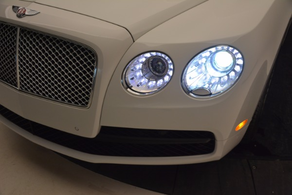 Used 2016 Bentley Flying Spur V8 for sale Sold at Aston Martin of Greenwich in Greenwich CT 06830 16