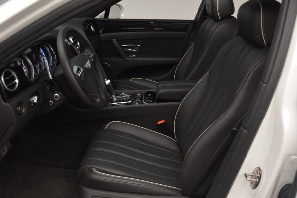 Used 2016 Bentley Flying Spur V8 for sale Sold at Aston Martin of Greenwich in Greenwich CT 06830 23