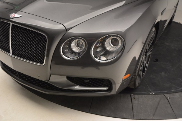 Used 2017 Bentley Flying Spur V8 S for sale Sold at Aston Martin of Greenwich in Greenwich CT 06830 15