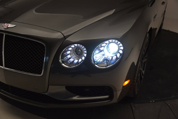 Used 2017 Bentley Flying Spur V8 S for sale Sold at Aston Martin of Greenwich in Greenwich CT 06830 17