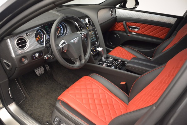 Used 2017 Bentley Flying Spur V8 S for sale Sold at Aston Martin of Greenwich in Greenwich CT 06830 27