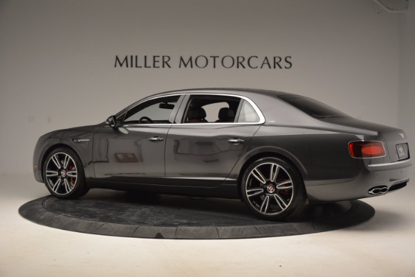 Used 2017 Bentley Flying Spur V8 S for sale Sold at Aston Martin of Greenwich in Greenwich CT 06830 4