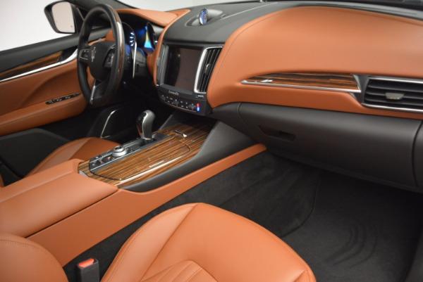 New 2017 Maserati Levante for sale Sold at Aston Martin of Greenwich in Greenwich CT 06830 14