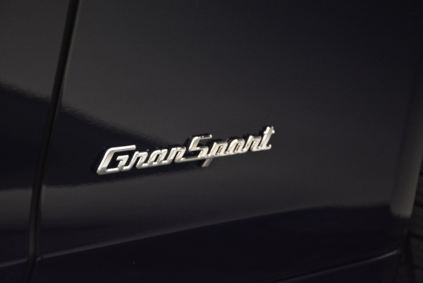 New 2017 Maserati Quattroporte S Q4 GranSport for sale Sold at Aston Martin of Greenwich in Greenwich CT 06830 13