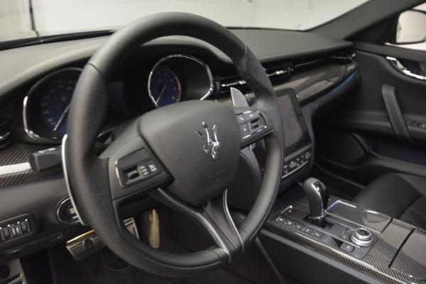 New 2017 Maserati Quattroporte S Q4 GranSport for sale Sold at Aston Martin of Greenwich in Greenwich CT 06830 25