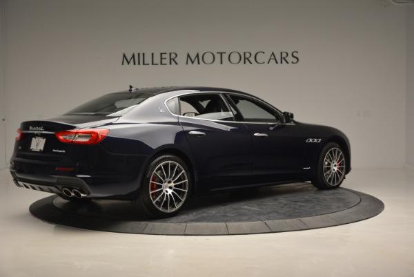 New 2017 Maserati Quattroporte S Q4 GranSport for sale Sold at Aston Martin of Greenwich in Greenwich CT 06830 8
