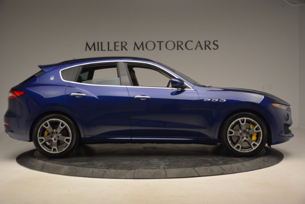 New 2017 Maserati Levante for sale Sold at Aston Martin of Greenwich in Greenwich CT 06830 8