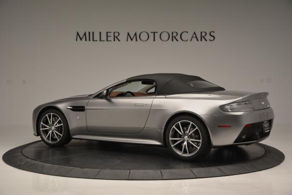 New 2016 Aston Martin V8 Vantage S for sale Sold at Aston Martin of Greenwich in Greenwich CT 06830 16