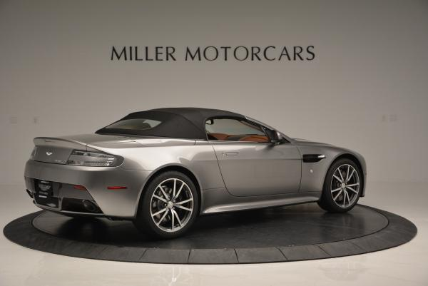 New 2016 Aston Martin V8 Vantage S for sale Sold at Aston Martin of Greenwich in Greenwich CT 06830 20