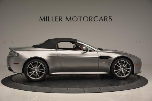 New 2016 Aston Martin V8 Vantage S for sale Sold at Aston Martin of Greenwich in Greenwich CT 06830 21