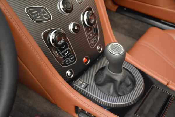 New 2016 Aston Martin V8 Vantage S for sale Sold at Aston Martin of Greenwich in Greenwich CT 06830 28