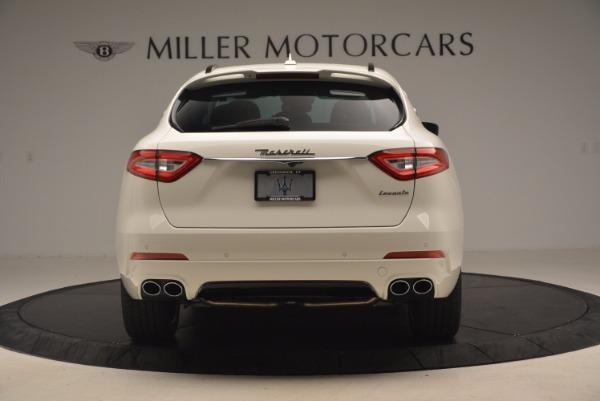 New 2017 Maserati Levante for sale Sold at Aston Martin of Greenwich in Greenwich CT 06830 6