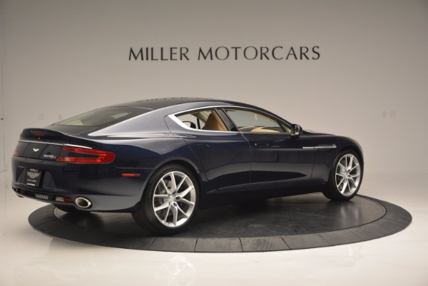 Used 2016 Aston Martin Rapide S for sale Sold at Aston Martin of Greenwich in Greenwich CT 06830 8