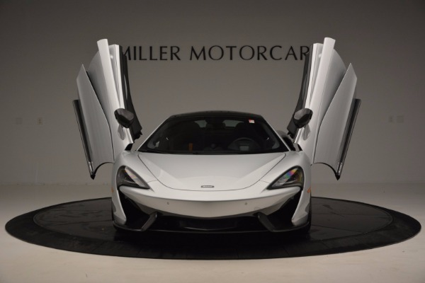 New 2017 McLaren 570GT for sale Sold at Aston Martin of Greenwich in Greenwich CT 06830 14