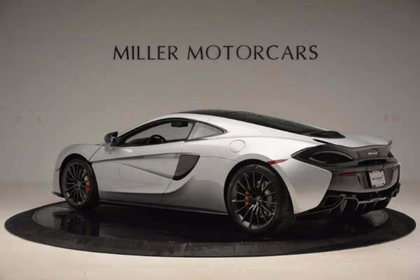 New 2017 McLaren 570GT for sale Sold at Aston Martin of Greenwich in Greenwich CT 06830 4