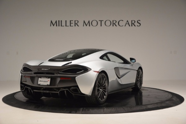 New 2017 McLaren 570GT for sale Sold at Aston Martin of Greenwich in Greenwich CT 06830 7