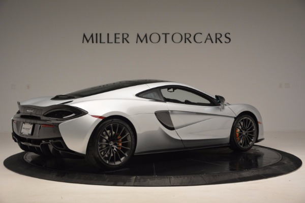 New 2017 McLaren 570GT for sale Sold at Aston Martin of Greenwich in Greenwich CT 06830 8