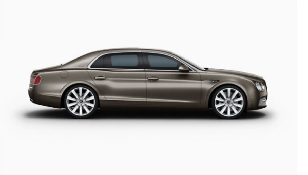 New 2017 Bentley Flying Spur W12 for sale Sold at Aston Martin of Greenwich in Greenwich CT 06830 3