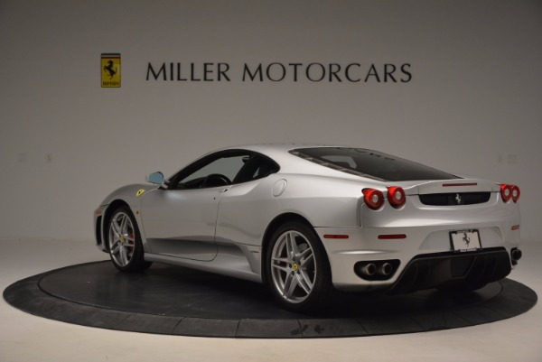 Used 2007 Ferrari F430 F1 for sale Sold at Aston Martin of Greenwich in Greenwich CT 06830 5