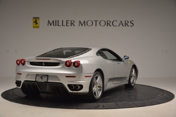 Used 2007 Ferrari F430 F1 for sale Sold at Aston Martin of Greenwich in Greenwich CT 06830 7