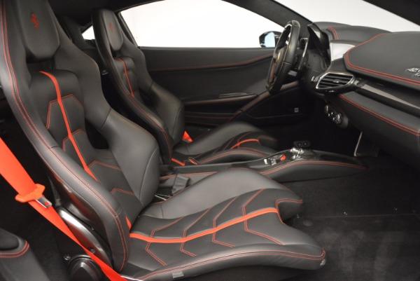 Used 2013 Ferrari 458 Italia for sale Sold at Aston Martin of Greenwich in Greenwich CT 06830 18