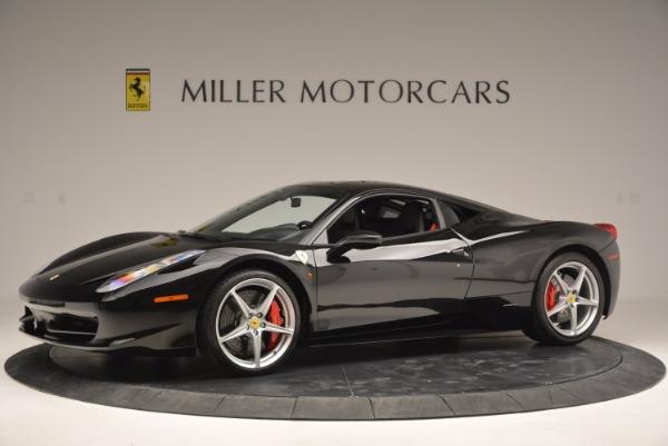 Used 2013 Ferrari 458 Italia for sale Sold at Aston Martin of Greenwich in Greenwich CT 06830 2