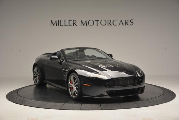 Used 2016 Aston Martin V12 Vantage S Convertible for sale $114,900 at Aston Martin of Greenwich in Greenwich CT 06830 11