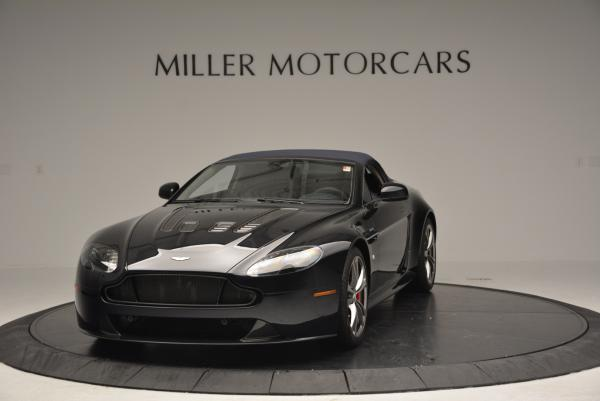Used 2016 Aston Martin V12 Vantage S Convertible for sale $114,900 at Aston Martin of Greenwich in Greenwich CT 06830 13