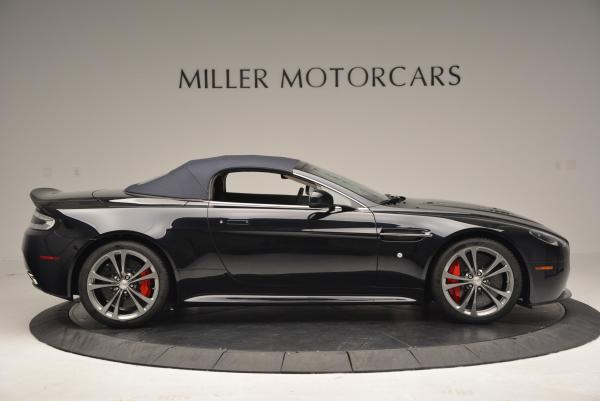 Used 2016 Aston Martin V12 Vantage S Convertible for sale $114,900 at Aston Martin of Greenwich in Greenwich CT 06830 16