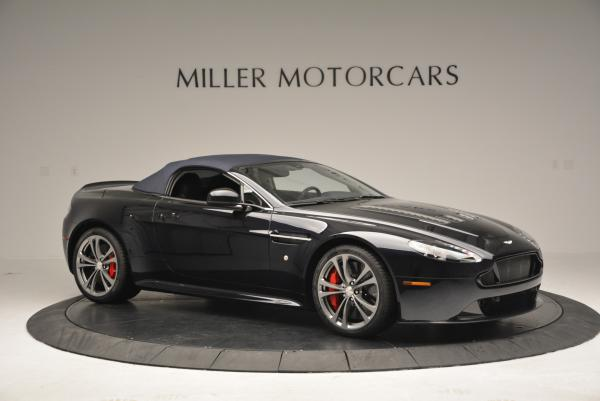 Used 2016 Aston Martin V12 Vantage S Convertible for sale $114,900 at Aston Martin of Greenwich in Greenwich CT 06830 17