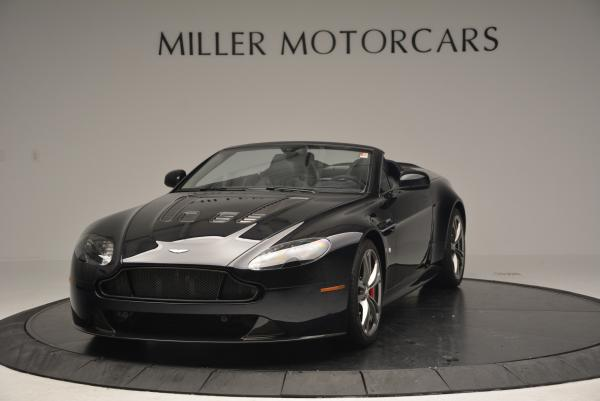 Used 2016 Aston Martin V12 Vantage S Convertible for sale $114,900 at Aston Martin of Greenwich in Greenwich CT 06830 2
