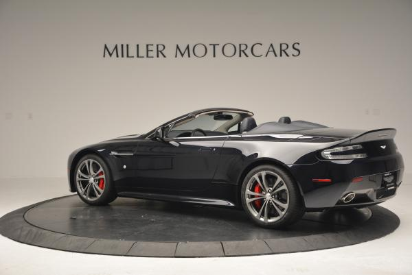 Used 2016 Aston Martin V12 Vantage S Convertible for sale $114,900 at Aston Martin of Greenwich in Greenwich CT 06830 4