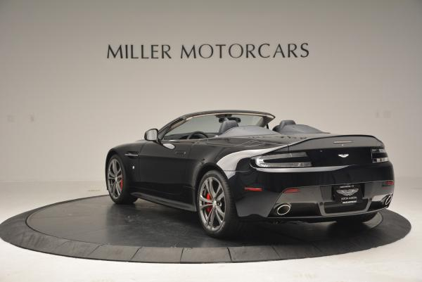 Used 2016 Aston Martin V12 Vantage S Convertible for sale $114,900 at Aston Martin of Greenwich in Greenwich CT 06830 5