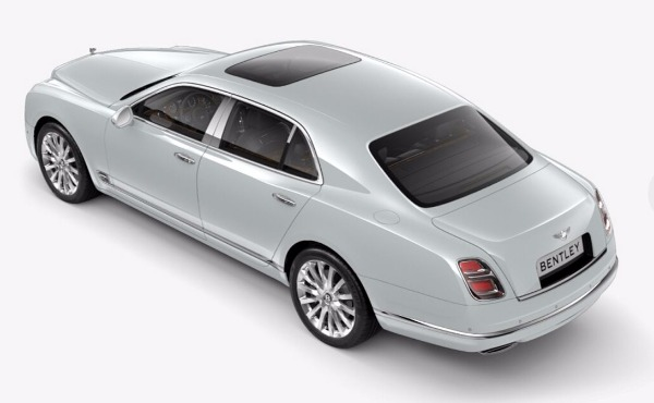 New 2017 Bentley Mulsanne for sale Sold at Aston Martin of Greenwich in Greenwich CT 06830 4