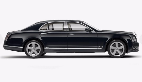 New 2017 Bentley Mulsanne Speed for sale Sold at Aston Martin of Greenwich in Greenwich CT 06830 2
