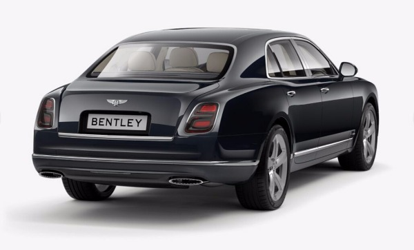 New 2017 Bentley Mulsanne Speed for sale Sold at Aston Martin of Greenwich in Greenwich CT 06830 3