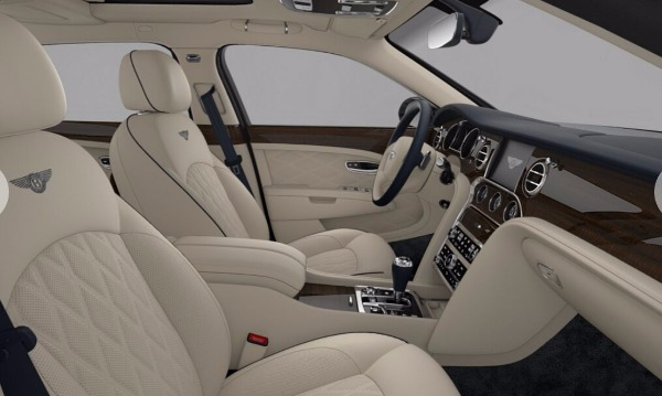 New 2017 Bentley Mulsanne Speed for sale Sold at Aston Martin of Greenwich in Greenwich CT 06830 7