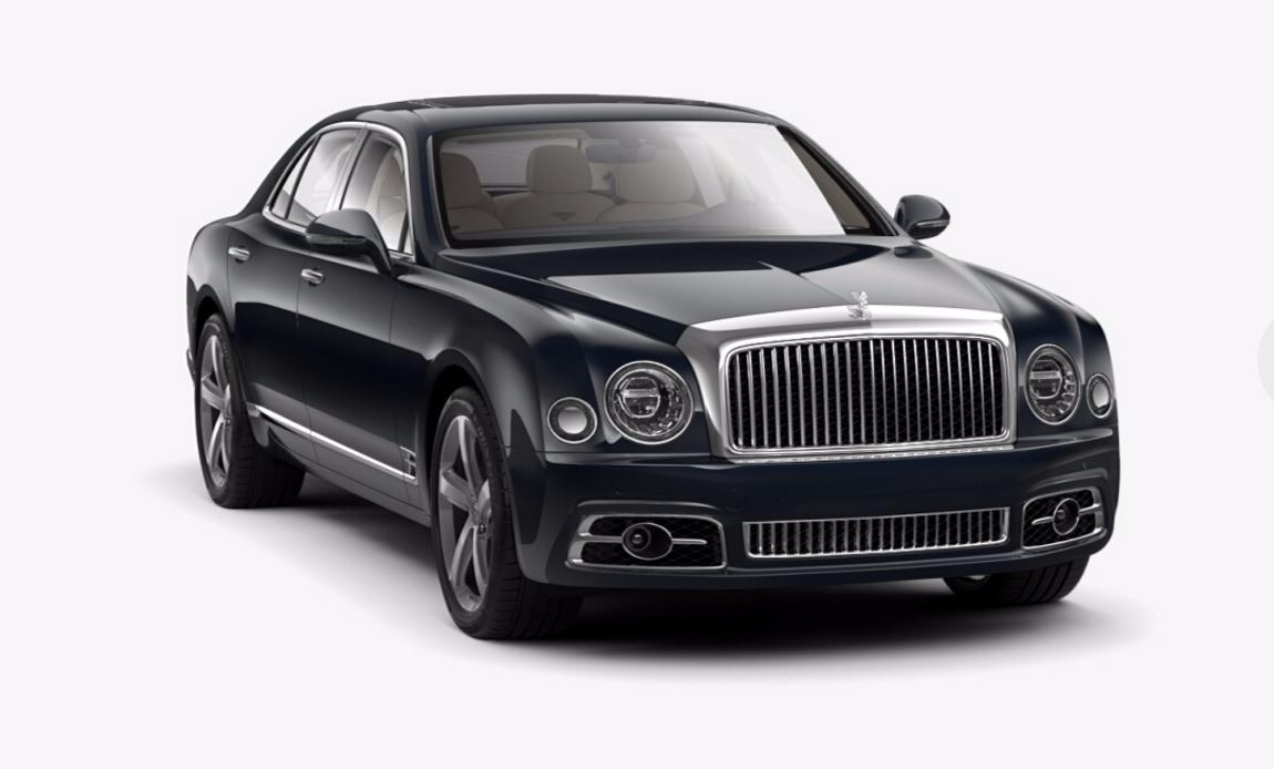 New 2017 Bentley Mulsanne Speed for sale Sold at Aston Martin of Greenwich in Greenwich CT 06830 1