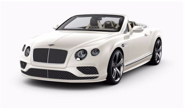 New 2017 Bentley Continental GT Speed for sale Sold at Aston Martin of Greenwich in Greenwich CT 06830 1
