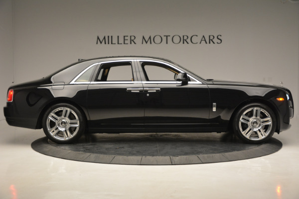 Used 2016 Rolls-Royce Ghost for sale Sold at Aston Martin of Greenwich in Greenwich CT 06830 10