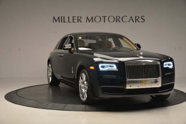 Used 2016 Rolls-Royce Ghost for sale Sold at Aston Martin of Greenwich in Greenwich CT 06830 12